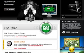 Why The Full Tilt Poker-Tapie Deal May Actually Makes $ense