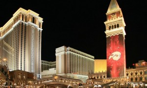 Is a premier Vegas property making a major Bush League move?