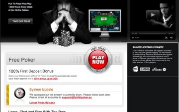In or Out: Conflicting Reports on Tapie and Full Tilt Poker